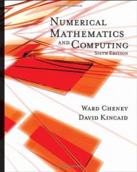 Numerical Mathematics and Computing