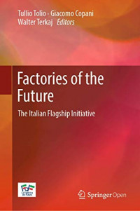 Factories of the Future: The Italian Flagship Initiative