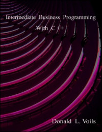 Intermediate Business Programming with C++