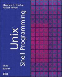 Unix Shell Programming, Third Edition