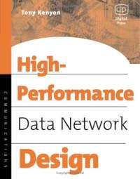 High Performance Data Network Design (IDC Technology)