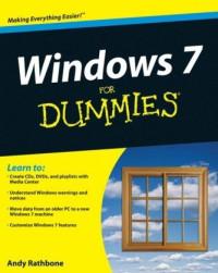 Windows 7 For Dummies (Computer/Tech)