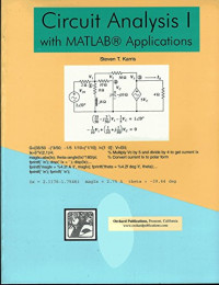 Circuit Analysis I: With MATLAB Applications