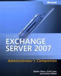 Microsoft® Exchange Server 2007 Administrator's Companion