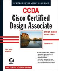 CCDA: Cisco Certified Design Associate Study Guide, Second Edition (Exam 640-861)