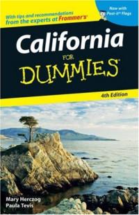California For Dummies (Dummies Travel)