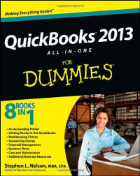 QuickBooks 2013 All-in-One For Dummies (Computer/Tech)
