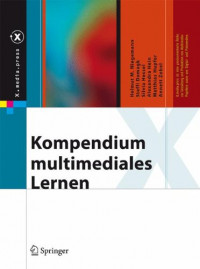 Kompendium multimediales Lernen (X.media.press) (German Edition)
