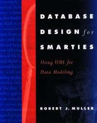 Database Design for Smarties: Using UML for Data Modeling
