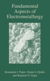 Fundamental Aspects of Electrometallurgy