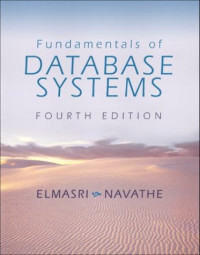Fundamentals of Database Systems (4th Edition)