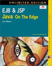 EJB & JSP: Java on the Edge