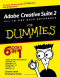 Adobe Creative Suite 2 All-in-One Desk Reference For Dummies(r)