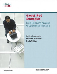 Global IPv6 Strategies: From Business Analysis to Operational Planning (Network Business)