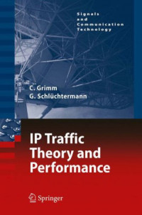 IP-Traffic Theory and Performance (Signals and Communication Technology)