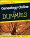 Genealogy Online For Dummies (Sports & Hobbies)