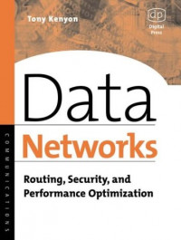 Data Networks: Routing, Seurity, and Performance Optimization