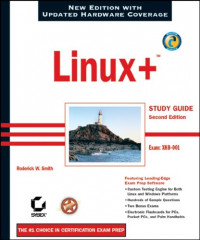 Linux+ Study Guide, Second Edition (XK0-001)