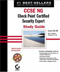 CCSE NG: Check Point Certified Security Expert Study Guide