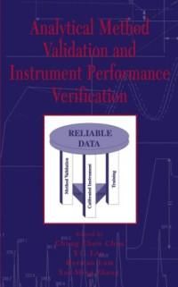 Analytical Method Validation and Instrument Performance Verification