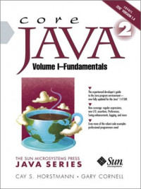 Core Java 2, Volume I: Fundamentals (6th Edition)