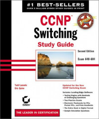 CCNP Switching Study Guide (2nd Edition; Exam 640-604 with CD-ROM)