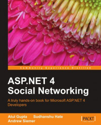 ASP.NET 4 Social Networking