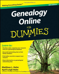 Genealogy Online For Dummies (For Dummies)