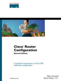 Cisco Router Configuration, Second Edition