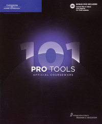 Pro Tools 101: Official Courseware