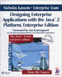 Designing Enterprise Applications with the Java(TM) 2 Platform (Enterprise Edition)