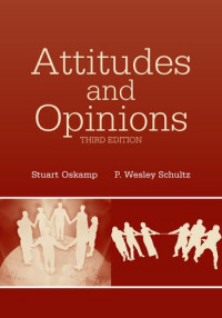 Attitudes and Opinions
