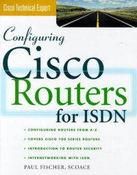 Configuring Cisco Routers for ISDN