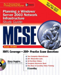 MCSE Planning a Windows Server 2003 Network Infrastructure Study Guide (Exam 70-293)