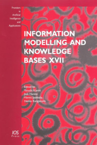 Information Modelling and Knowledge Bases XVII: Volume 136 Frontiers in Artificial Intelligence and Applications