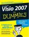 Visio 2007 For Dummies (Computer/Tech)