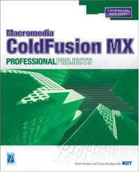 ColdFusion X Professional Projects
