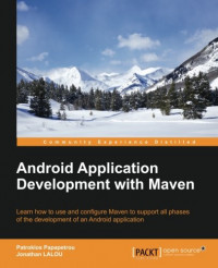 Android Application Development with Maven