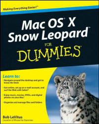 Mac OS X Snow Leopard For Dummies (Computer/Tech)