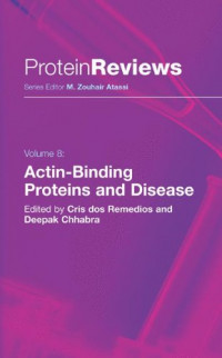 Actin-Binding Proteins and Disease (Protein Reviews)