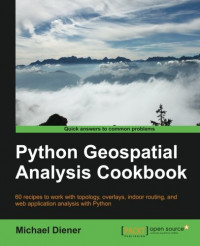 Python Geospatial Analysis Cookbook