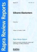 Silicone Elastomers (Rapra Review Reports)