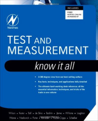 Test and Measurement: Know It All (Newnes Know It All)