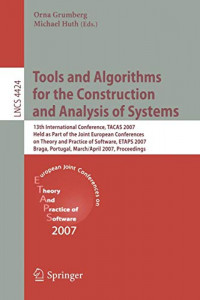 Tools and Algorithms for the Construction and Analysis of Systems (Lecture Notes in Computer Science)