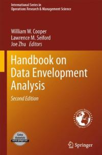 Handbook on Data Envelopment Analysis (International Series in Operations Research & Management Science)