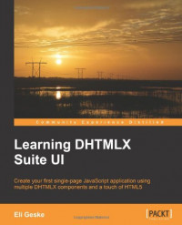 Learning DHTMLX Suite UI