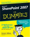 Microsoft SharePoint 2007 For Dummies (Computer/Tech)