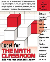 Excel for the Math Classroom (Excel for Professionals series)