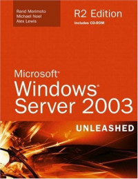 Microsoft Windows Server 2003 Unleashed (R2 Edition)