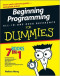 Beginning Programming All-In-One Desk Reference For Dummies (Computers)